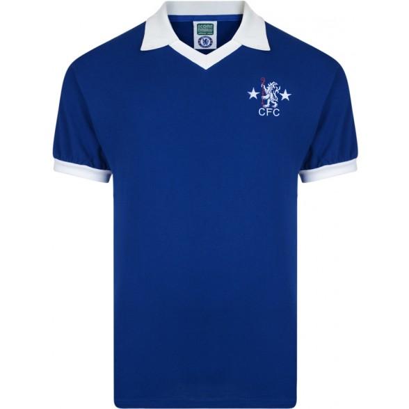Camisola Chelsea 1976/77