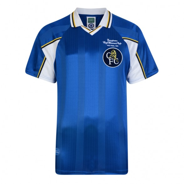 Camisola Chelsea 1997/98