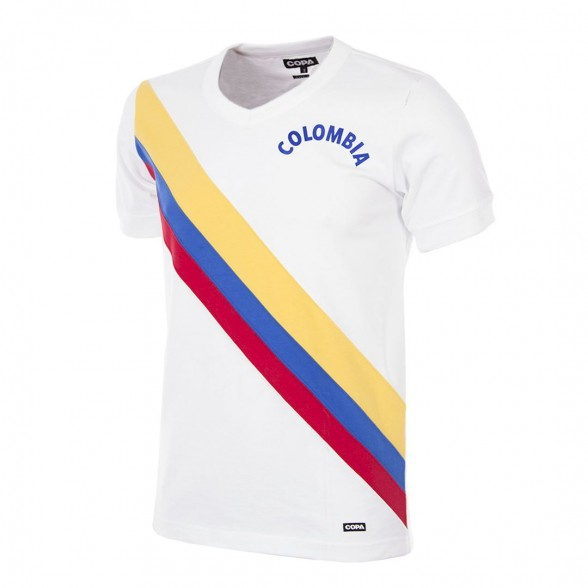 Camisola Colombia 1973