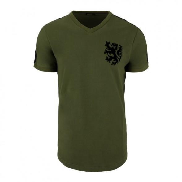 T Shirt Olanda 1974 | Verde Front