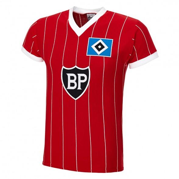 Camisola Hamburgo SV 1983-84