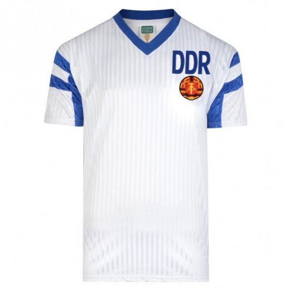 Camisola retro DDR Away 1991
