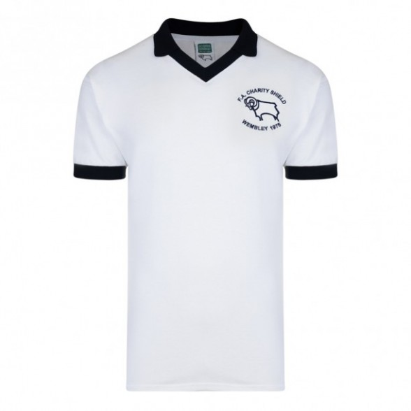 Camisola Derby County 1975