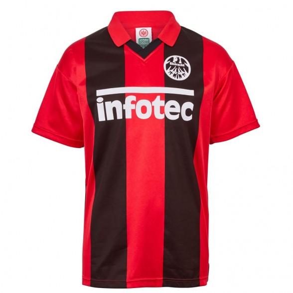 Camisola Eintracht Frankfurt 1982/83