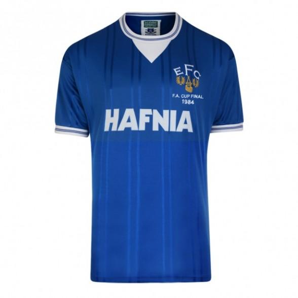 Camisola Everton 1984
