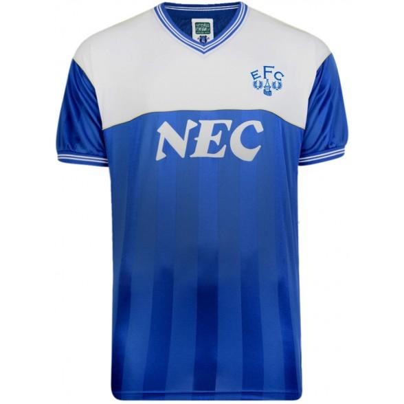 Camisola Everton 1986