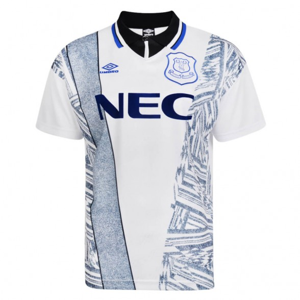 Camisola retro Everton 1994-95 Away