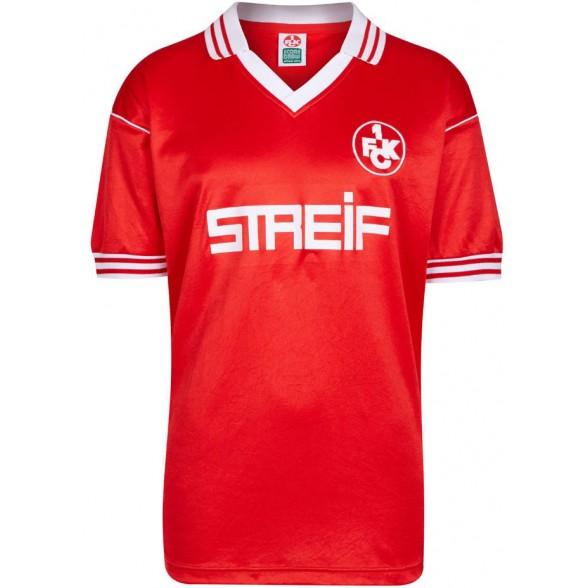 Camisola Kaiserslautern 1980/81