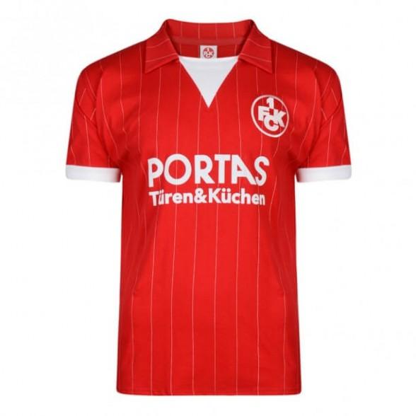 Camisola Kaiserslautern 1983/84