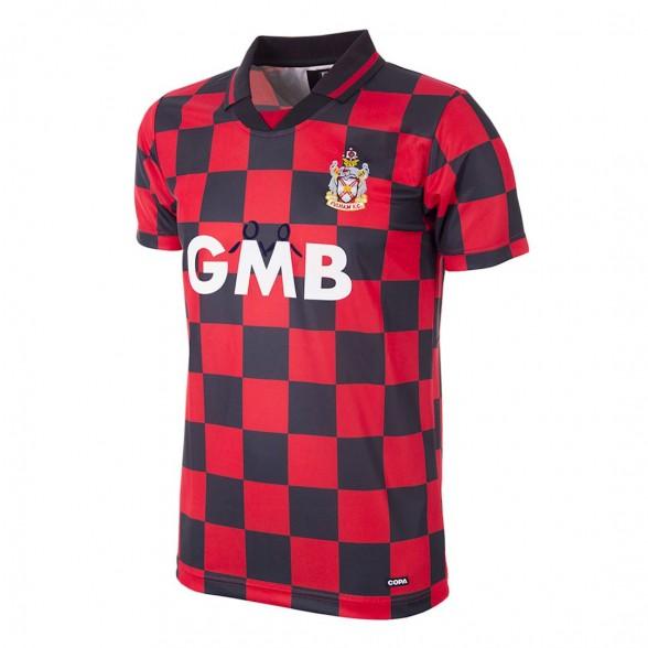 Camisola retro Fulham FC 1996-97 Away