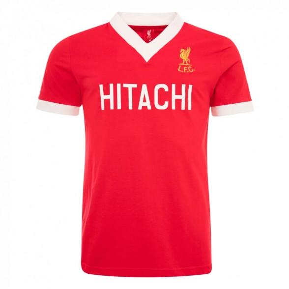 Camisola retro Liverpool 1977-78