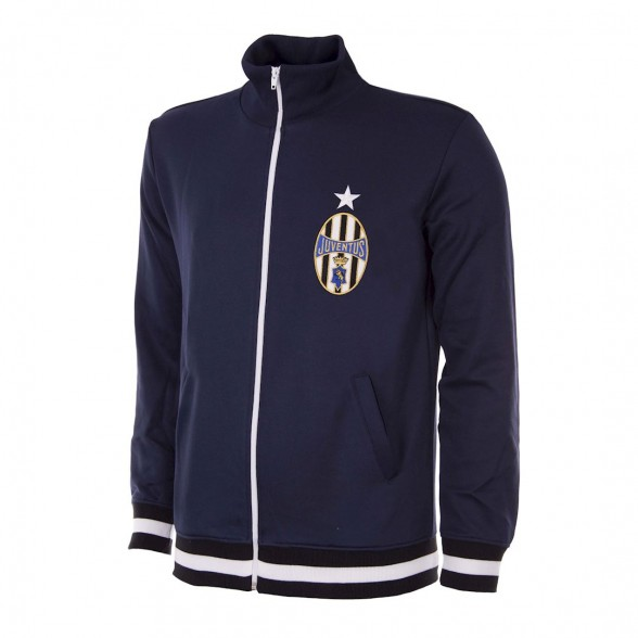 Casaco Retro Juventus 1971-72
