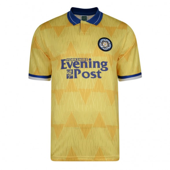 Camisola retro Leeds United 1992 Away