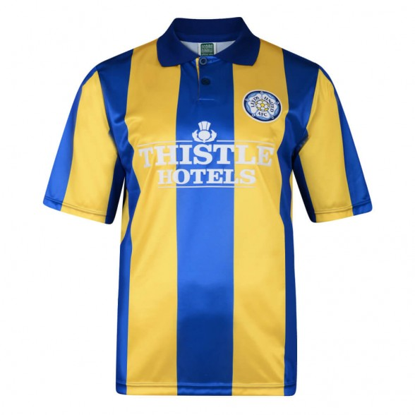 Camisola retro Leeds United 1994 Away