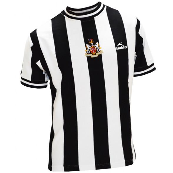 Camisola retro Newcastle United 1973-74