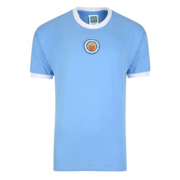 Camisola Manchester City 1970