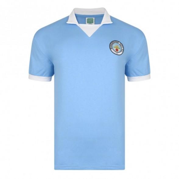 Camisola Manchester City 1975/76