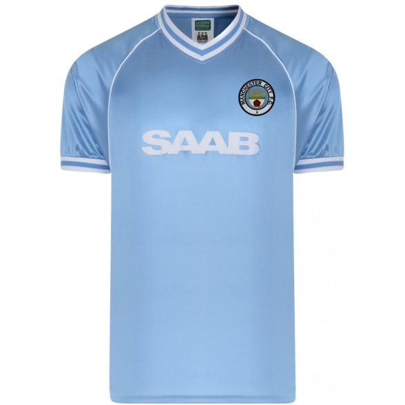 Camisola Manchester City 1982