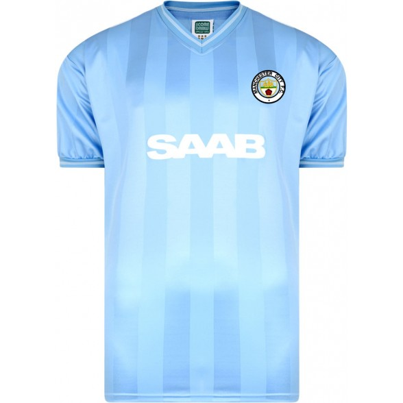 Camisola Manchester City 1984