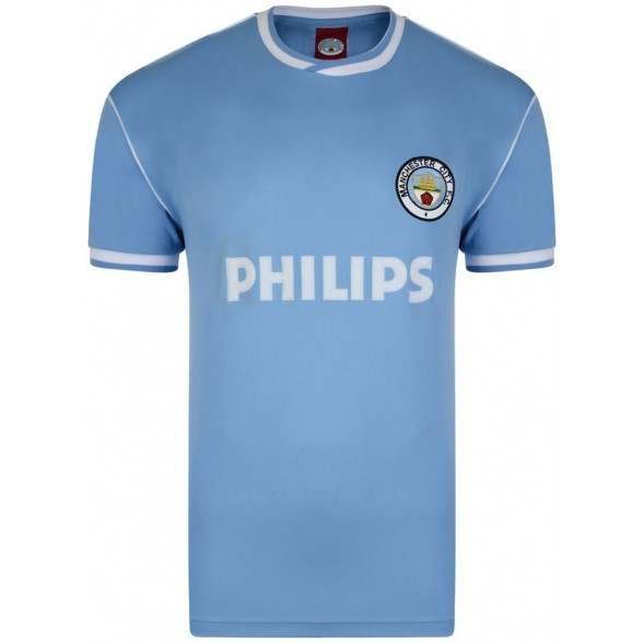 Camisola Manchester City 1986