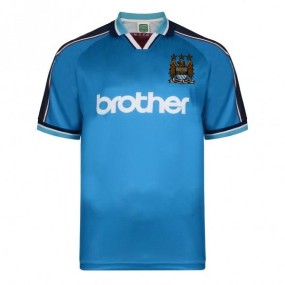 Camisola Manchester City 1998