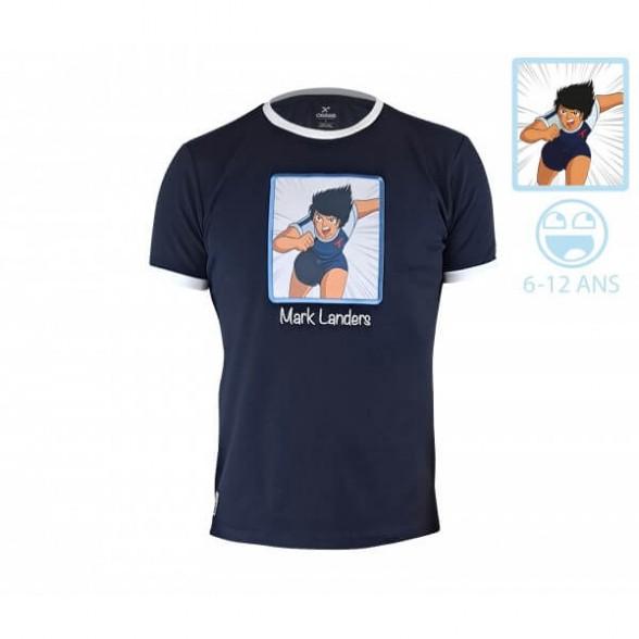 t-shirt Mark Landers | Criança