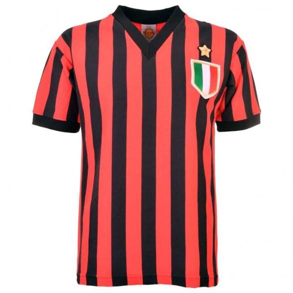 Camisola retro Milan 1979-80
