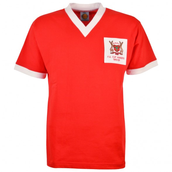 Camisola retro Nottingham Forest 1959