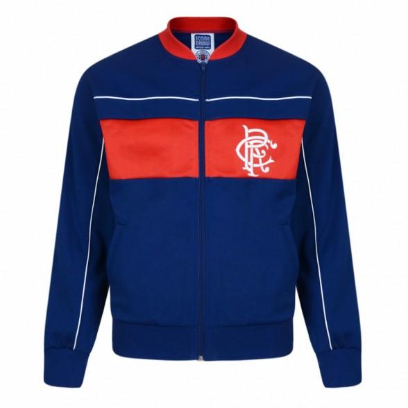 Casaco Glasgow Rangers 1984