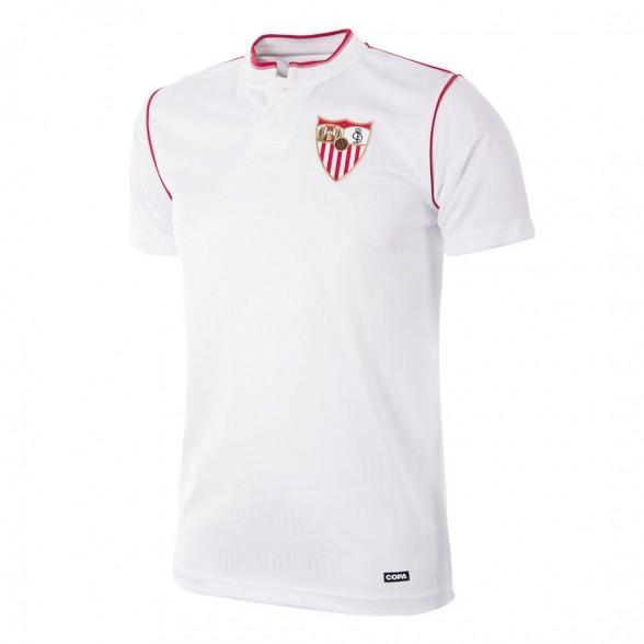 Camisola retro Sevilla FC 1992 - 93