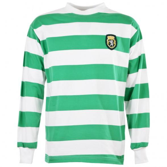 Camisola retro Sporting Lisboa anos 50/60