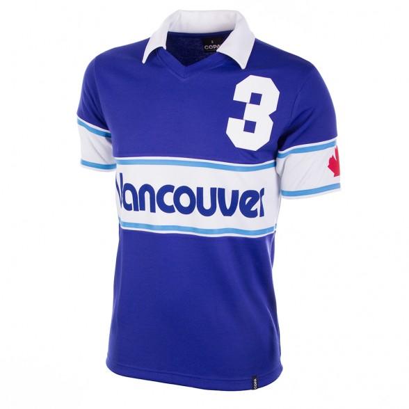 Camisola retro Vancouver Withecaps 1980