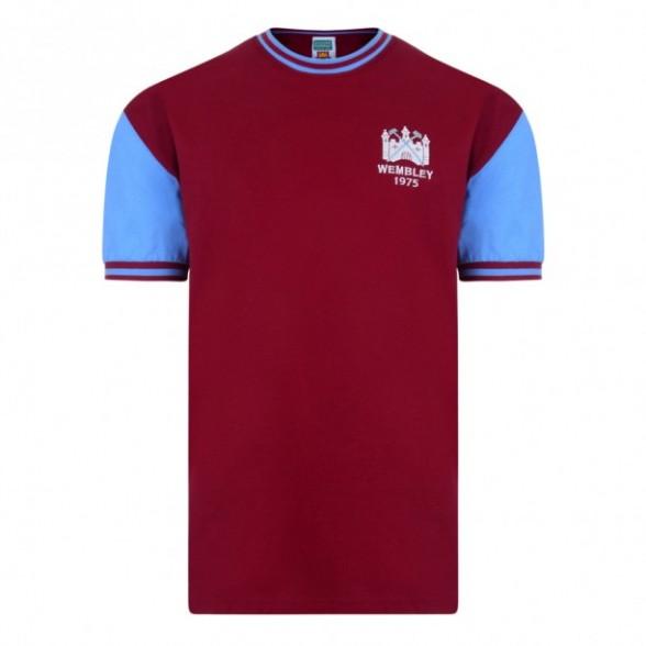 Camisola West Ham 1975