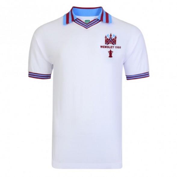 Camisola West Ham 1980