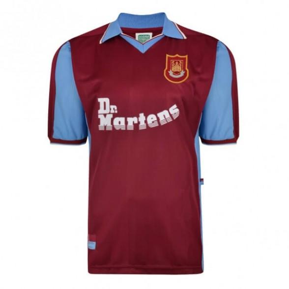 Camisola West Ham 1997/98