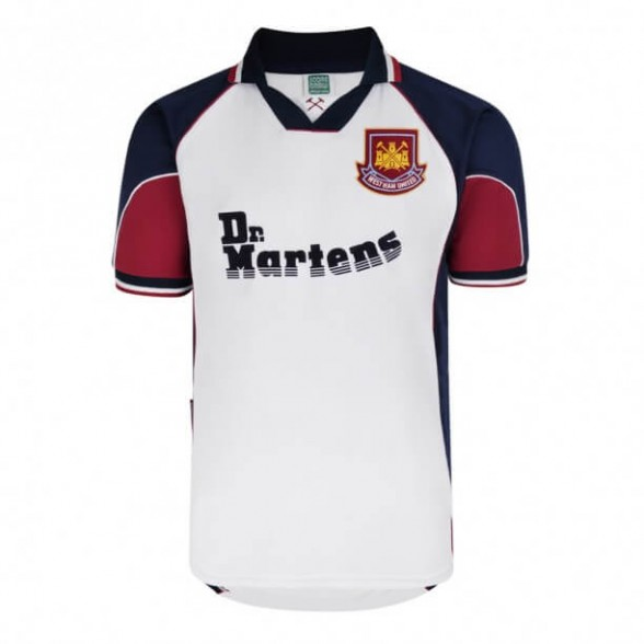 Camisola West Ham 1998/99 | Away