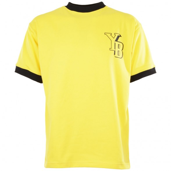 Camisola retro Young Boys 1959