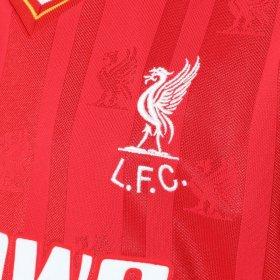 Camisola Liverpool 1986 | Criança