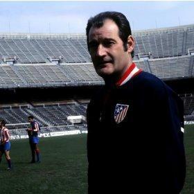 Casaco Retro Atletico Madrid 1969