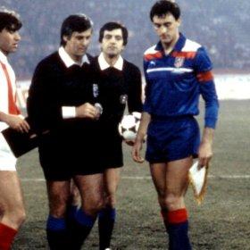 Camisola retro Atletico Madrid 1985-86 Third