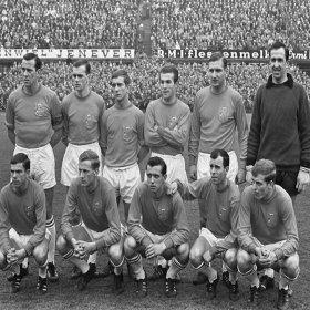 Camisola retro Holanda 1966