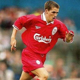 Camisola retro Liverpool FC 1996-98