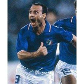 Camisola Retro Italia 1990