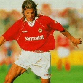 Camisola retro SL Benfica 1994-95