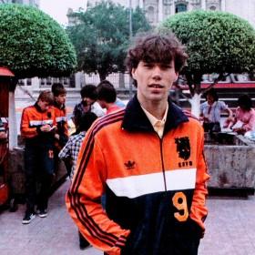 Casaco Holanda ano 1983