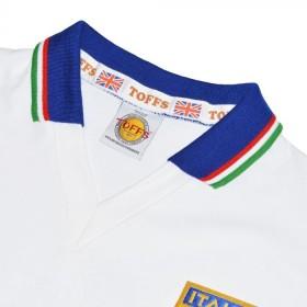 Camisola de Viagem Vintage Italia Copa de 1982