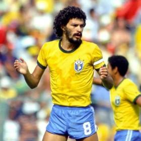 Camisola retro Brasil 1982