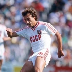 Camisola CCCP 1986 Away