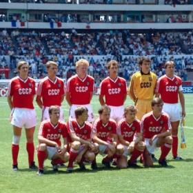 Camisola CCCP 1986