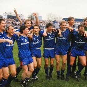 Camisola retro Chelsea 1988
